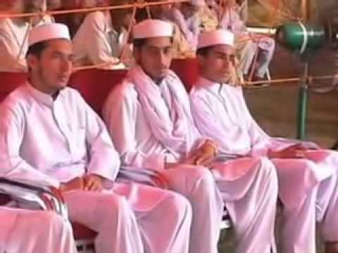 Hanfia Rizvia Garhi Kapura Mardan Dastar Bandi 2012 Ihsan Ullah Haseen Saib   Youtube3 video