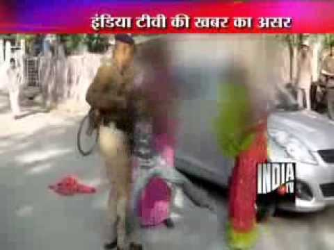 Police brutality against woman: SP wants report within 24 hours