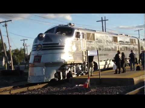 Nebraska Zephyr Train