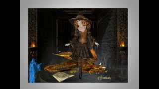 Halloween Witches  .wmv