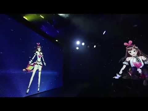 Kizuna AI Sings - Kimi No Shiranai- Monogatari
