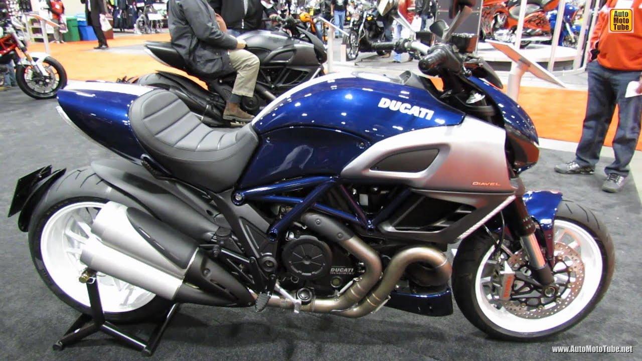 Ducati V Crash
