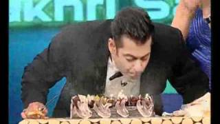 Vidya Balan Rani Mukherjee Celebrate Salman Khan Birthday