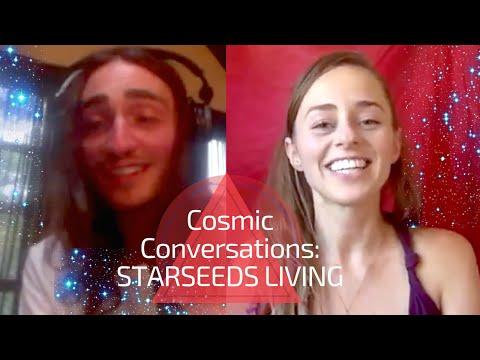 Cosmic Conversations: Starseed Living with Gabe Salomon - Bridget Nielsen