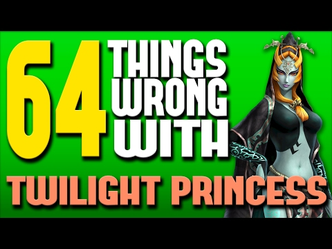 64 Things WRONG With Twilight Princess: FINALE!