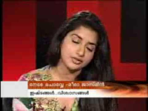MEERA JASMINE INTERVIEW PART 6