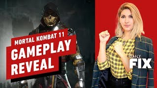 Mortal Kombat 11 Gameplay Gets Hardcore - IGN Daily Fix