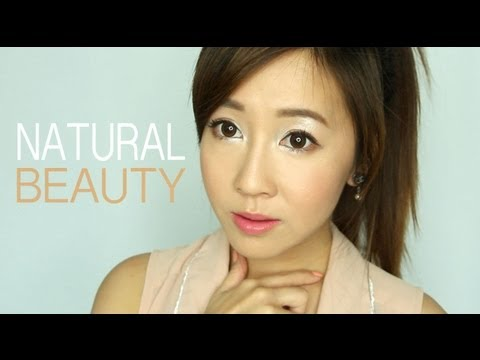 Natural Beauty (Summer-Proof Makeup)