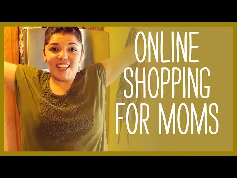 Advantages of Online Shopping for Moms