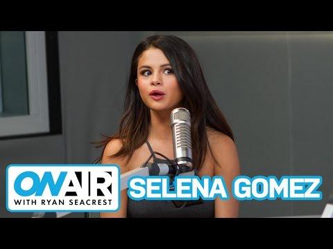 Selena Gomez Answers Fan Tweets | On Air with Ryan Seacrest