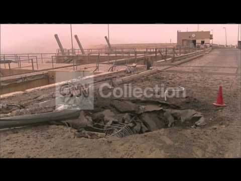 IRAQI-KURDISH FORCES RETAKE MOSUL DAM FROM ISIS