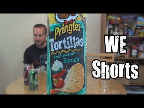 WE Shorts - Pringles Tortillas Southwestern Ranch
