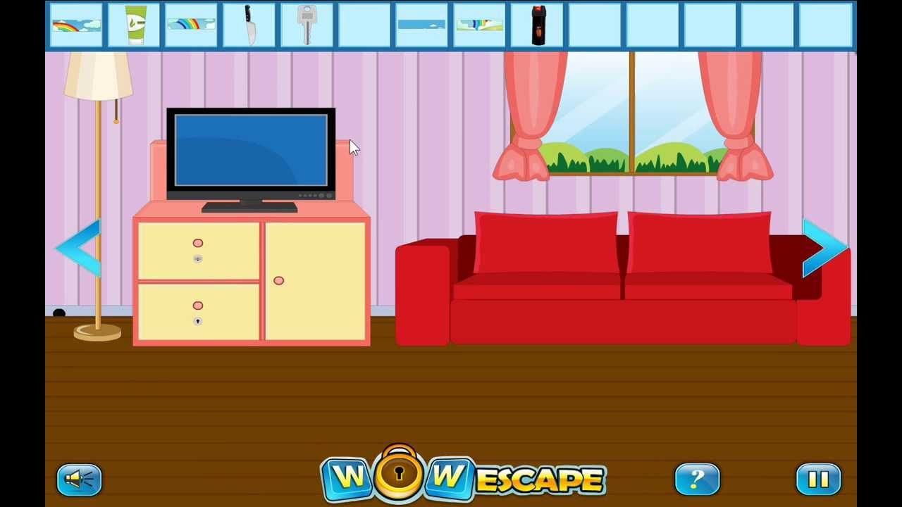 Wow house escape walkthrough youtube for Minimalistic house escape 5 walkthrough