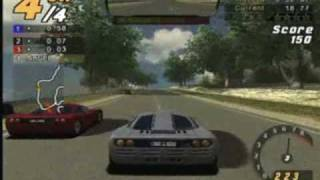 Need For Speed Hot Pursuit 2 - Intro + Gameplay