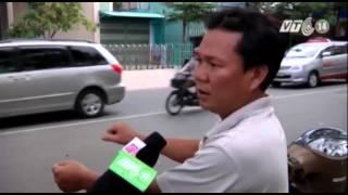VTC14_Nhiều nhân chứng khẳng định cảnh sát cơ động tấn công thanh niên vượt đèn đỏ