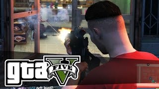 Grand Theft Auto 5 - DANGEROUS JOBS - Episode 8 | (GTA 5 Online PC Gameplay) Pungence