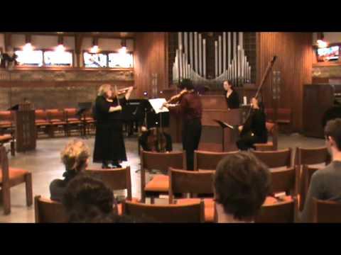 Corelli Trio Sonata in Bb Major, Op 1 No 5 III Adagio; Allegro, etc