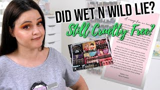 What Wet n Wild didn't tell you - The TRUTH about their Cruelty Free Status