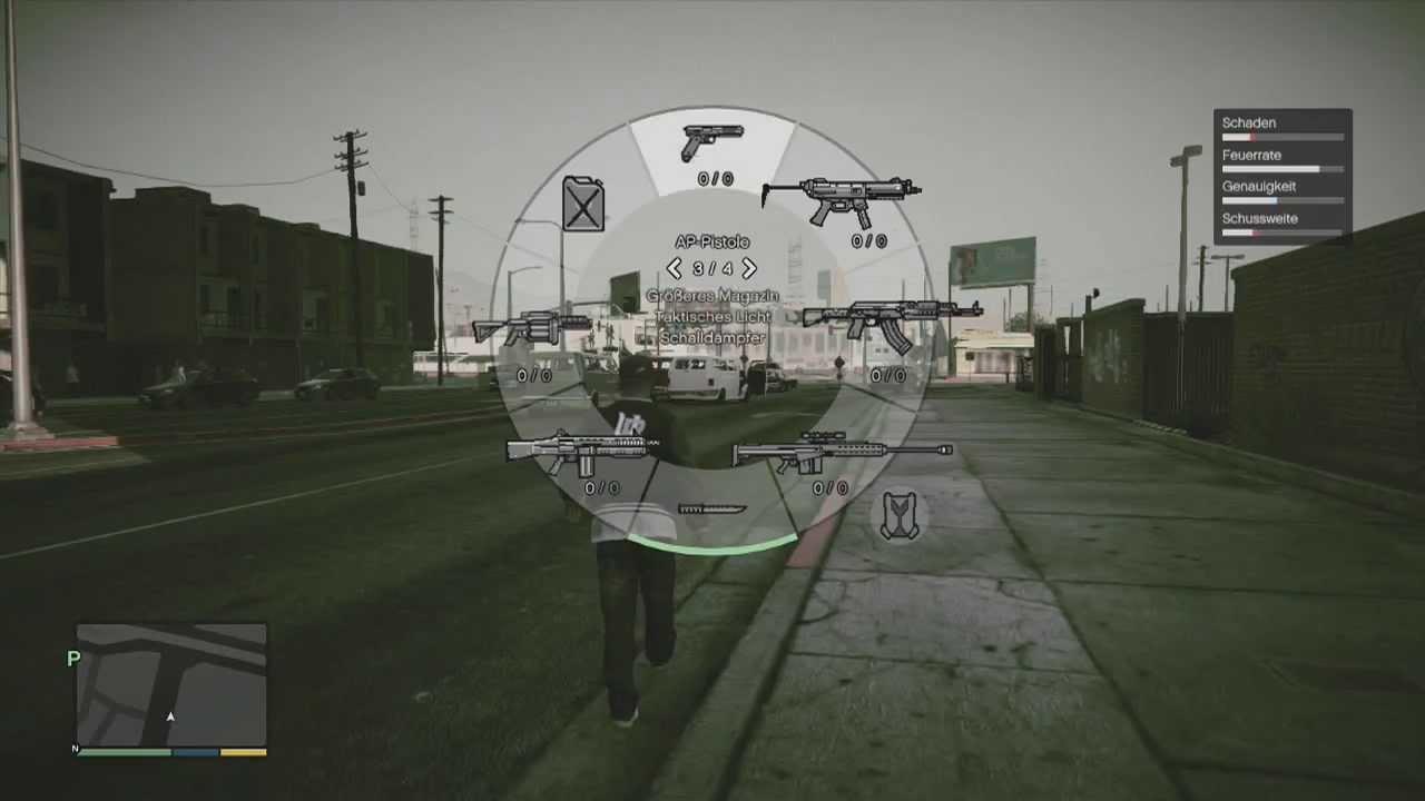 Grand Theft Auto 5 NEW Alle WAFFEN Munition Cheat