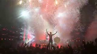 Download Lagu Imagine Dragons -Walking the Wire live at The O2 Arena London - 01 March 2018 Gratis STAFABAND