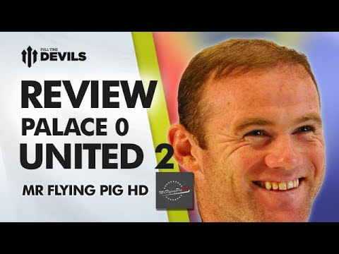 United's Next (300K) Captain? | Crystal Palace 0-2 Manchester United | REVIEW