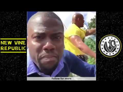 Best Kevin Hart Vines (with titles) // Top Funny Vine Compilation 2016