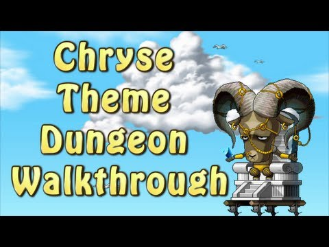AionJC: Chryse Walkthrough