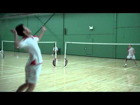 2011 Black Knight British Columbia Junior Elite Series - Nyl Yakura vs Clinton Wong