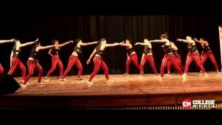 JMC MUDRA Girls Rocked |Engifest 2016 | DTU