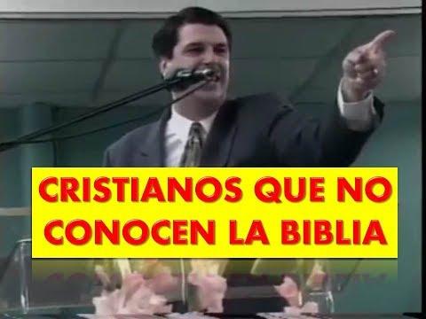 Josué Yrion – CRISTIANOS QUE NO CONOCEN LA BIBLIA – El Poder De La Palabra De DIOS