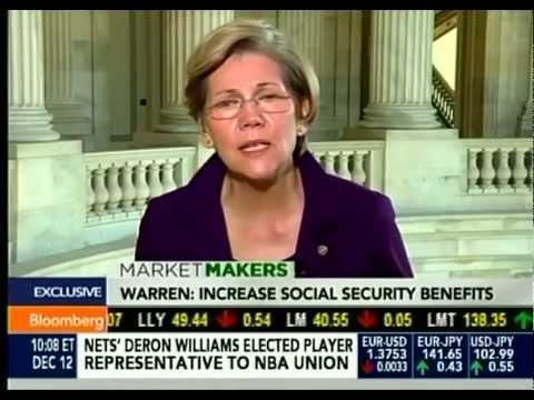 Bloomberg Interview with Sen. Warren