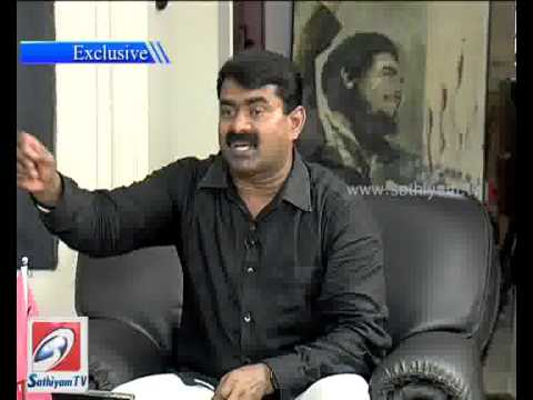 Sooda oru Talk - Seeman Speech - Sathiyam tv Shows