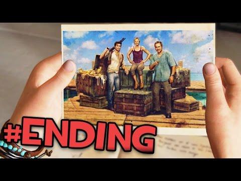 UNCHARTED 4 ENDING - Final - Part 13