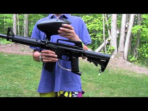 Battle Tested Omega Paintball Gun Review