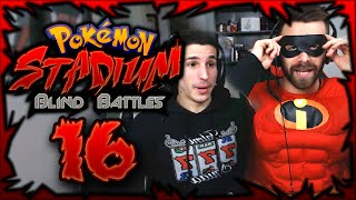 "Pokemon Stadium BLIND BATTLES w/ShadyPenguinn Ft. Nipps ""Welcome Back!"""