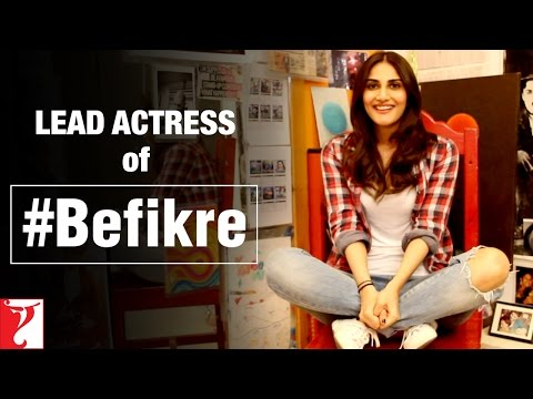 Vaani Kapoor As The LEAD ACTRESS Of Aditya Chopra's #Befikre
