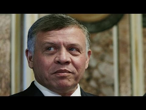 Jordan's King Abdullah pledges 'relentless war' against ISIL militants