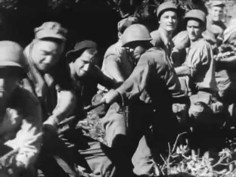 Battle for New Guinea (1959) - WWII - The Big Picture - CharlieDeanArchives / Archival Footage