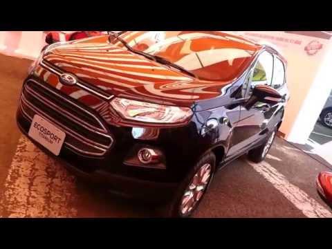 2015 Ford EcoSport Titanium 2015 al 2016 precio ficha tecnica Caracteristicas Colombia