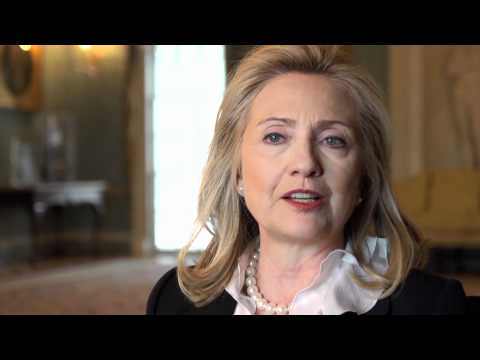 Hillary Rodham Clinton: Becoming a Democrat