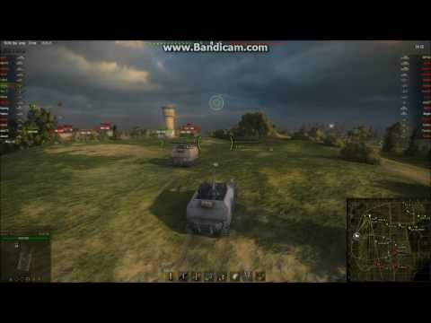 World Of Tanks - Pz.sfl. Ivc (the Bang Bus) - Ace Tanker - Player: Sleipnir 793 video