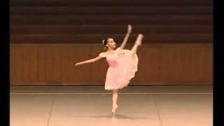 """''Coppelia"""" Yeo-Jin Shim(10, Korea) 2010 Tsukuba International Ballet Contest"""