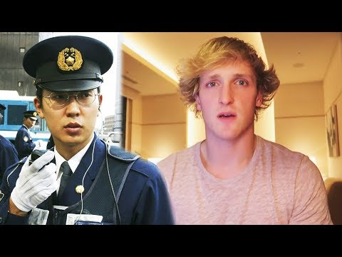 Logan Paul WANTED by JAPAN! Delete Logan's Channel? Jake Paul Does Stupid Stuff