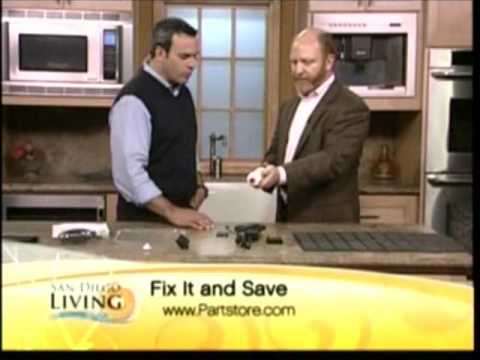 Money Saving At Home Easy Fixes-DIY by Dan Seligson of Partstore.com on XETV in San Diego