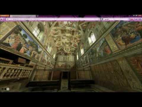 La Capilla Sixtina - Visita Virtual