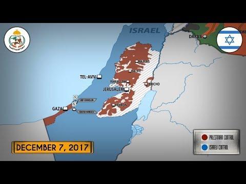 8 декабря. Военная обстановка в Палестине и Сирии. ХАМАС призывает арабов к восстанию против Израиля