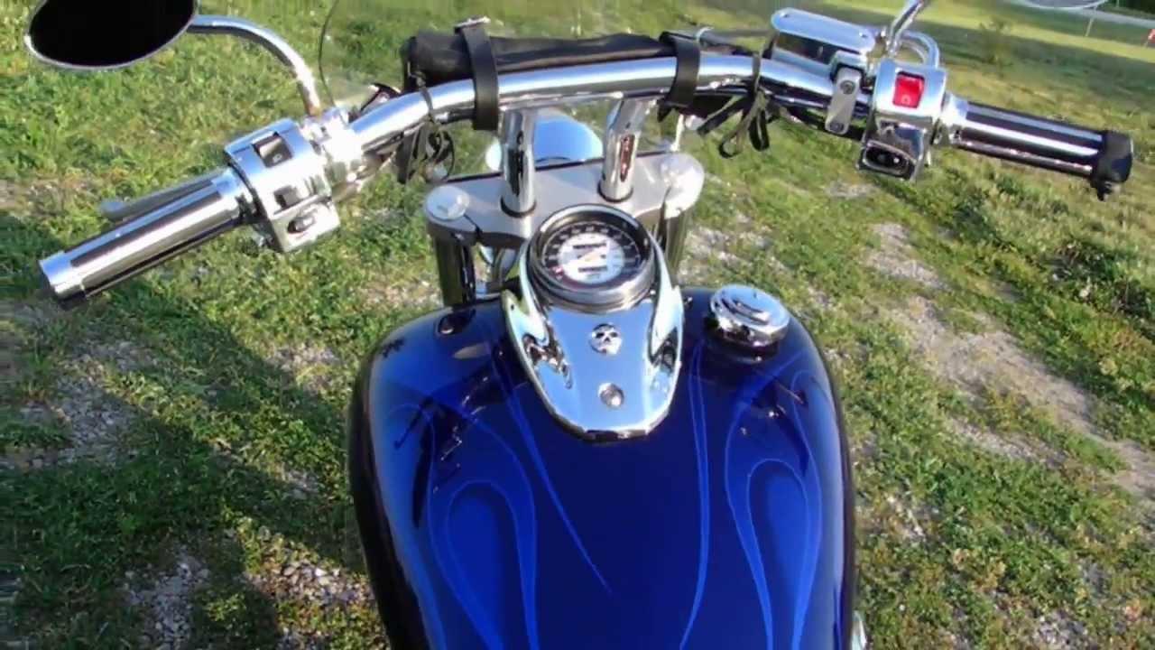 Yamaha V Star Gas Tank