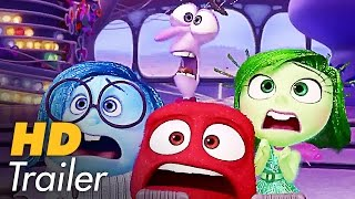 INSIDE OUT - ALLES STEHT KOPF Trailer 2 (2015) Pixar