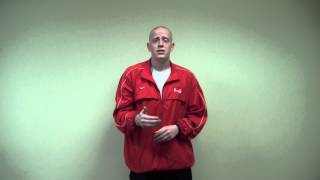 Training Tip from Geoff Kantner