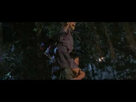Un ballon rouge dans l'arbre, extrait de Throw down (2004)